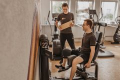 Bisiness Foto für Physiotherapie